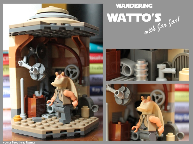 Wanderin' Watto's...with Jar Jar!, by Parrothead Rasmus.jpg