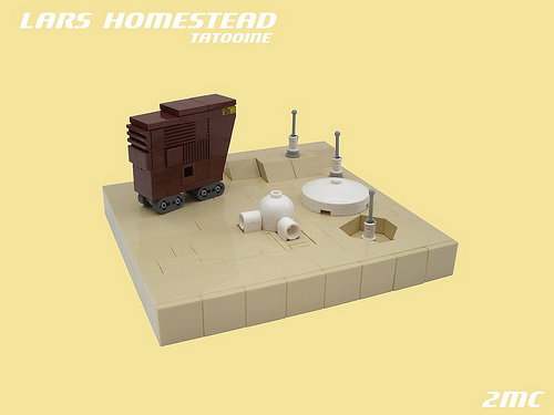 Microscale Lars Homestead, by TooMuchCaffeine.jpg
