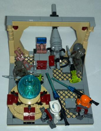 17th Combat Engineering Squad- Mission to Geonosis- Part 3, by LEGOman273.jpg