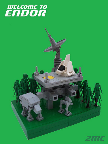 Welcome to Endor, by TooMuchCaffeine.jpg