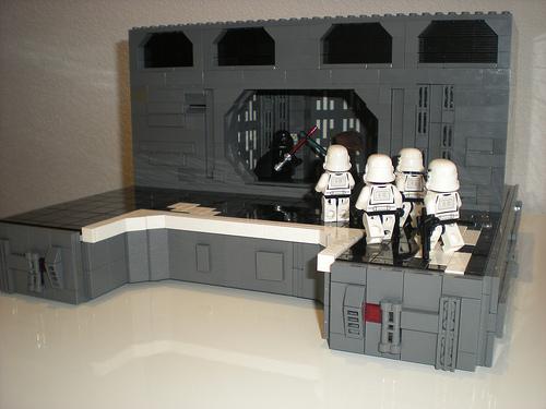 Episode IV - Vader vs. Obi Wan Diorama, by markus1984.jpg