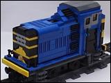 British Railways Type 01 Diesel Shunter