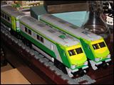 Irish Rail Mark IV Locomotives