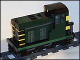 British Rail Type 02 Diesel Shunter