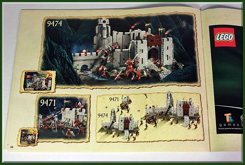 lego uruk hai army instructions