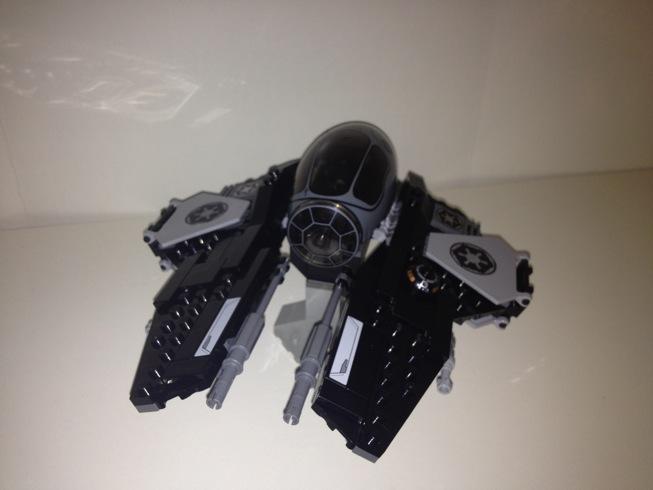 Darth Vader's Sith Starfighter, by jamagaletta.jpg