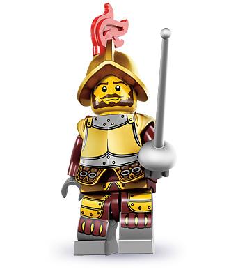 LEGO Minifigure Series 8 - Conquistadors