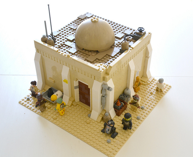 Tatooine Droid Repair Shop, by SpacySmoke.jpg