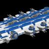 Mandalorian carrier corvette, by Bob De Quatre.png
