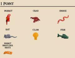 Animal Battle Pack - 1 Point Animals
