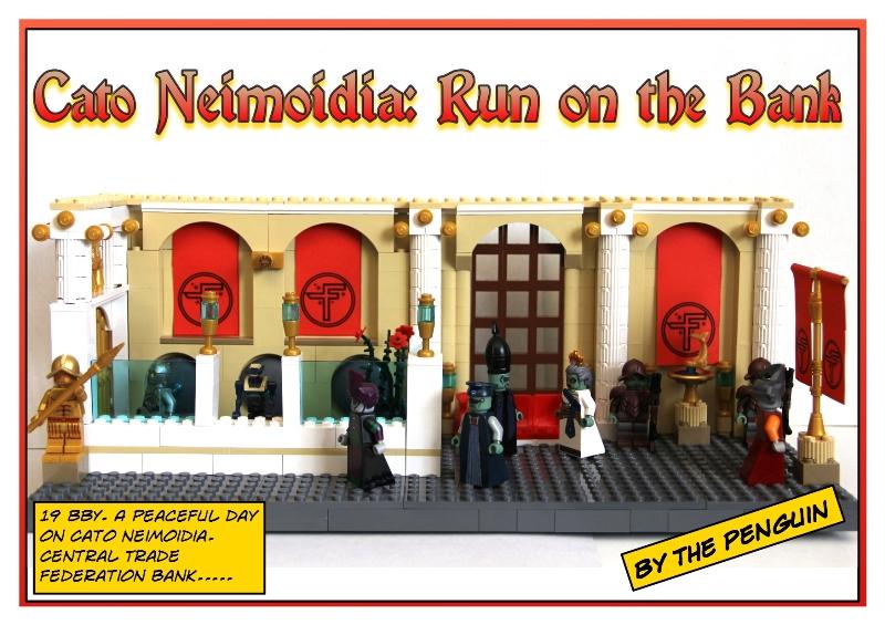Cato Neimodia- Run on the Bank, by The Penguin.jpg