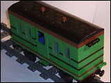 Green Rolling Stock