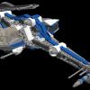 Mandalorian Heavy Fighter, by Bob De Quatre.png