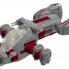 Republic Gunship, by Bob De Quatre.png