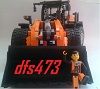 dfs473's Lego Technic Hitachi ZX350 LCD-3 Excavator - last post by dfs473