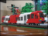 Narrow Gauge Stadler GTW