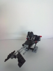 Shadow Speeder Bike, By actionman