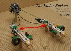The Endor Rocket Podracer, By DanSto