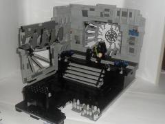 Death Star Final Duel, By KevFett2011