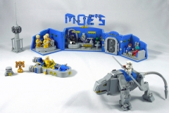 Moe's Classic Cantina Redux, By vitreolum