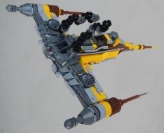 Steampunk Star Wars MOCs, By goatman461