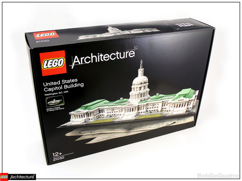 LEGO Pictorial Review: 21030 United States Capitol - Frontpage News ...