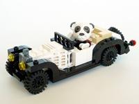 Pandora Panda's Roadster   Rick R