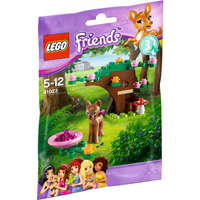 Series 3 Friends Collectible Animals Fawn1
