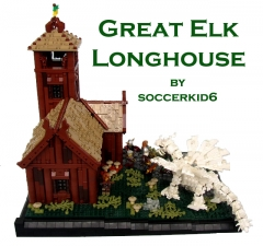 Great Elk Longhouse