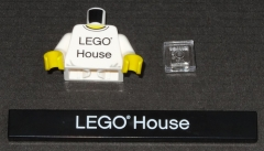 Lego House 4000010 Special parts