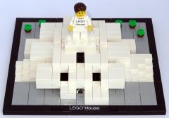 Lego House 4000010 Finished