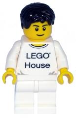 Lego House 4000010 Miniifig