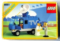 6661-1 Mobile TV Studio