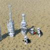 Imperials conducting investigations on Tatooine