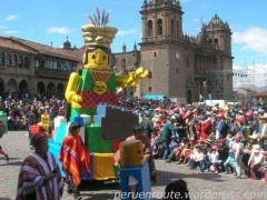 Alegoria in Cusco