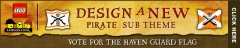 design New pirate Sub theme 720x160 haven guard flag