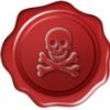 Pirate Seal - Small