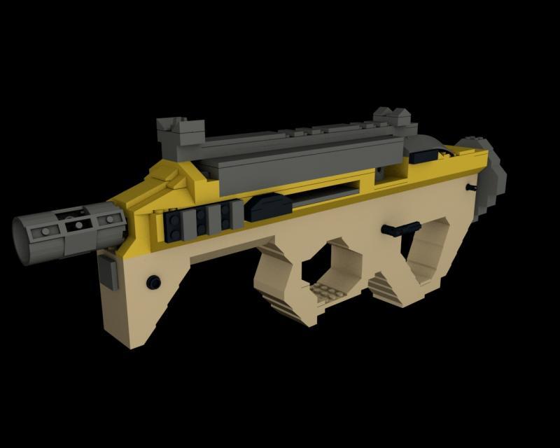 Lego Gun Instructions Special Lego Themes Eurobricks Forums