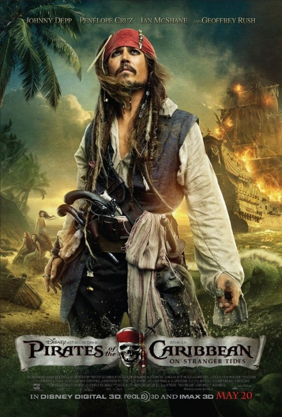 Pirates of the Caribbean - On Stranger Tides Official Movie Poster - Jack Sparrow.jpg