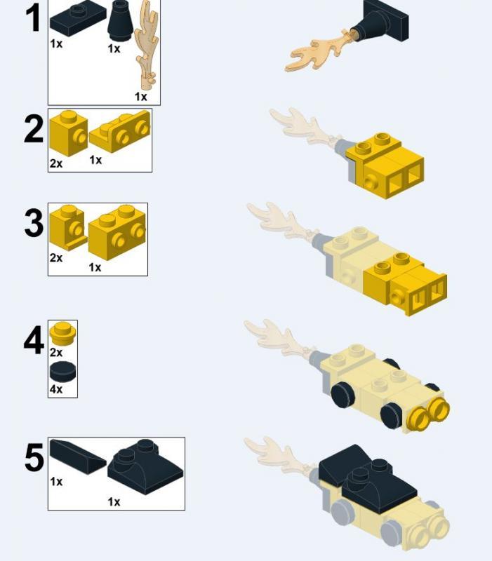 Good Ldd Instructions Lego Digital Designer And Other Digital Tools Eurobricks Forums
