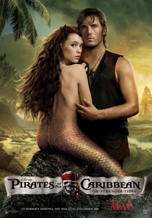 Pirates of the Caribbean - On Stranger Tides Official Movie Poster - Mermaid.jpg