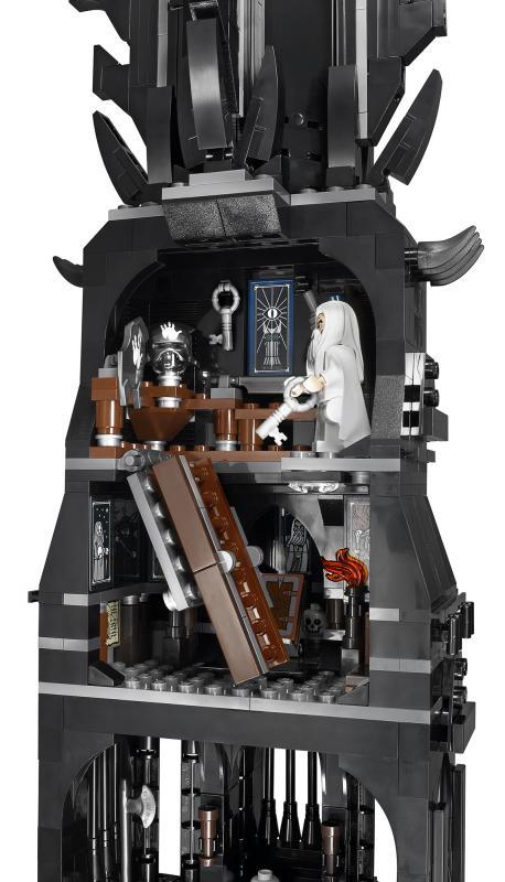 lego herr der ringe 10237 tower of orthanc lego bei