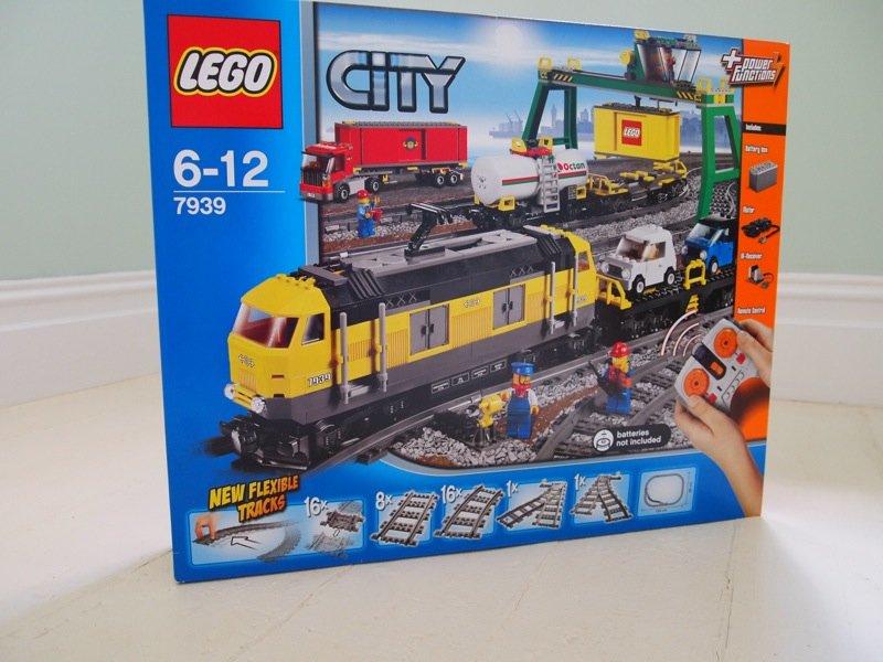 Mini Review 7939 Cargo Train Lego Train Tech Eurobricks Forums