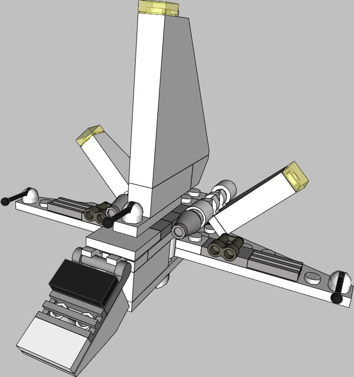 20016-2 MINI XG-3 Star Wing (Assault Gunboat)-Step1.jpg