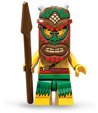 LEGO Minifig Series 11 - Island Warrior.jpg