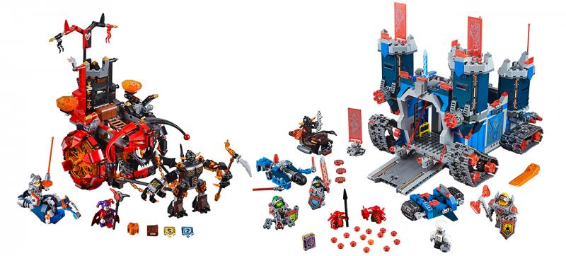 Nexo Knights 2016 Lego Action And Adventure Themes Eurobricks Forums