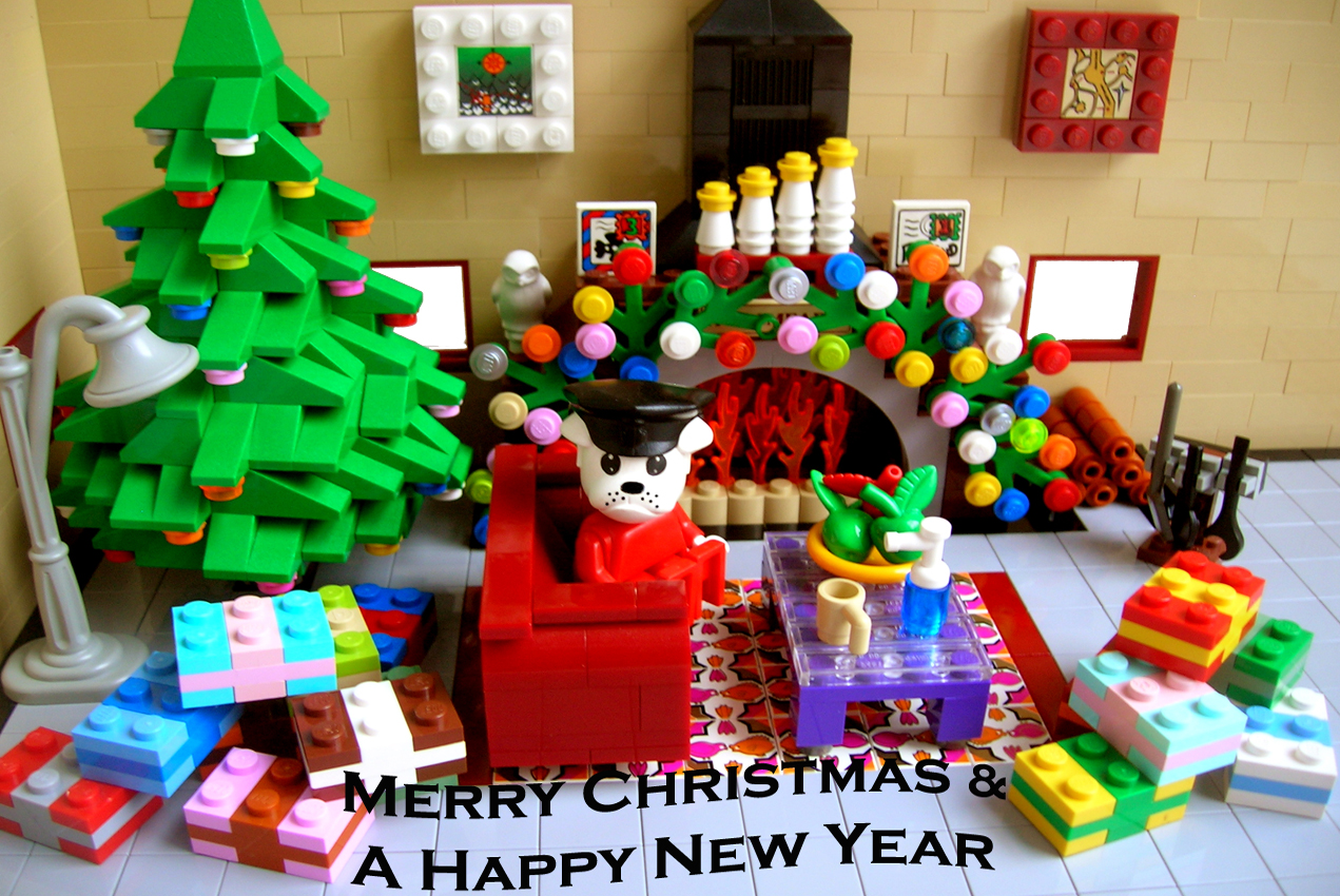 Athos' Virtual Christmas Card - General LEGO Discussion ...