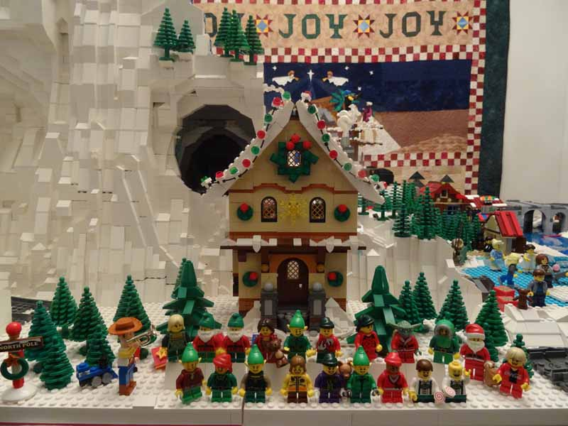 Winter Village Buddy S Bunkhouse Lego Town Eurobricks