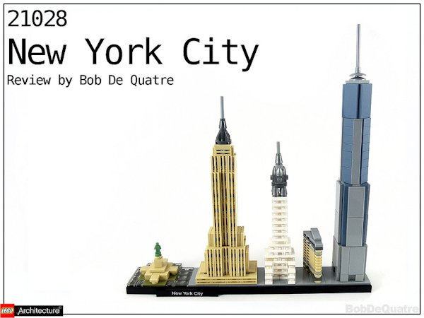 Set review 21026 venice 21027 berlin and 21028 new for Lego architecture new york