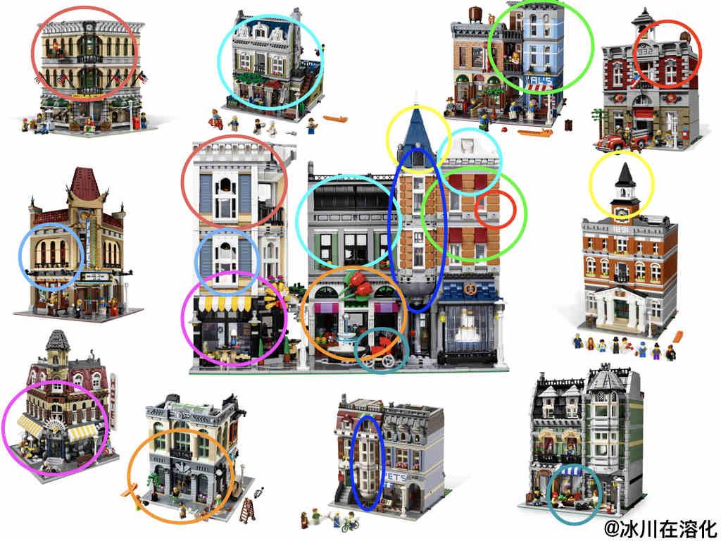 10255 assembly square page 7 lego town eurobricks forums. Black Bedroom Furniture Sets. Home Design Ideas